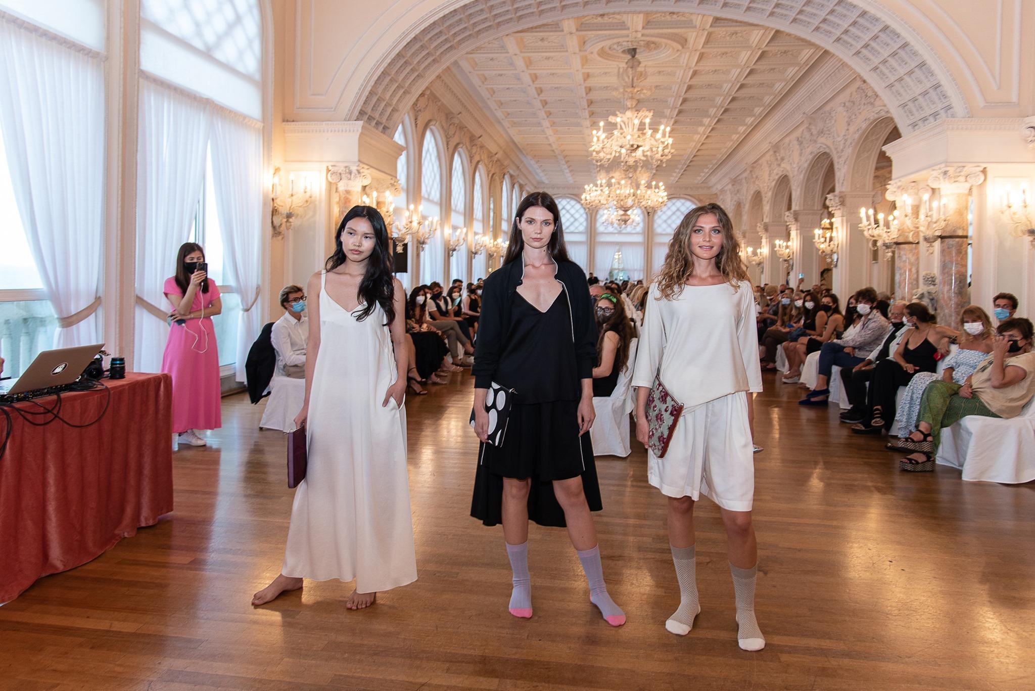 Tabinotabi alla Venice Fashion Week Summer Edition 2021